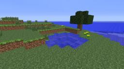 Hardcore island Minecraft Map & Project
