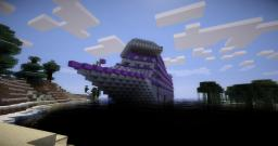 NEW cruise ship project announcement! Minecraft Blog Post