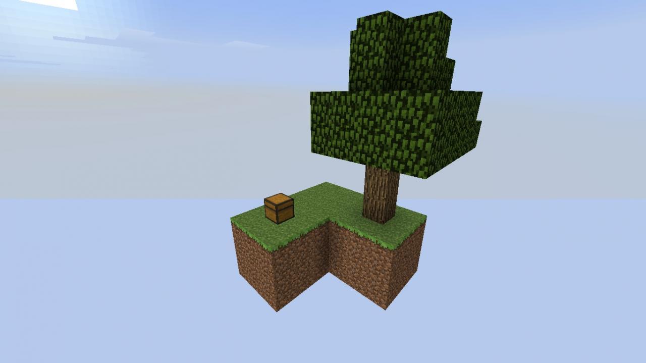 Sky Block Classic Minecraft Project