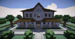 Beach House - Furnished Minecraft Map & Project