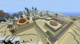 Aladins castle Minecraft Map & Project