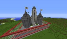 Faction Server Spawn! Minecraft