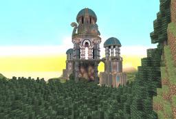 The Observatory Minecraft