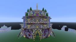 Luxi' Iris Tower Minecraft Map & Project