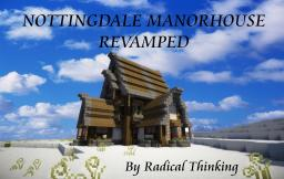 Nottingdale Manor - Revamped - New download! Minecraft Map & Project