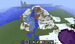 Weird Mountain Minecraft Map & Project