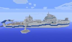 COD Map: Hijacked Minecraft