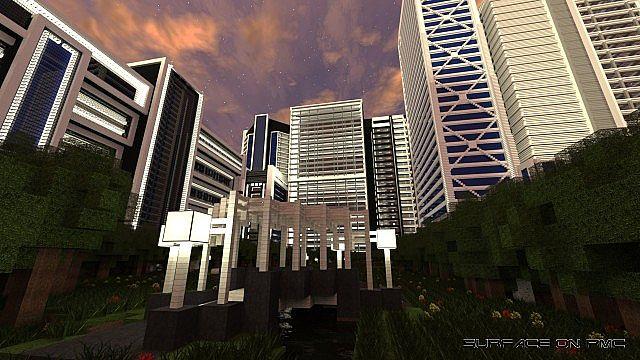 Urbancraft 2.0 (128x for 1.5.2) Minecraft Texture Pack