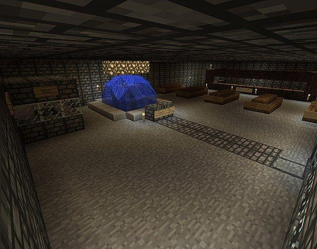 Inside Main Building, Lobby