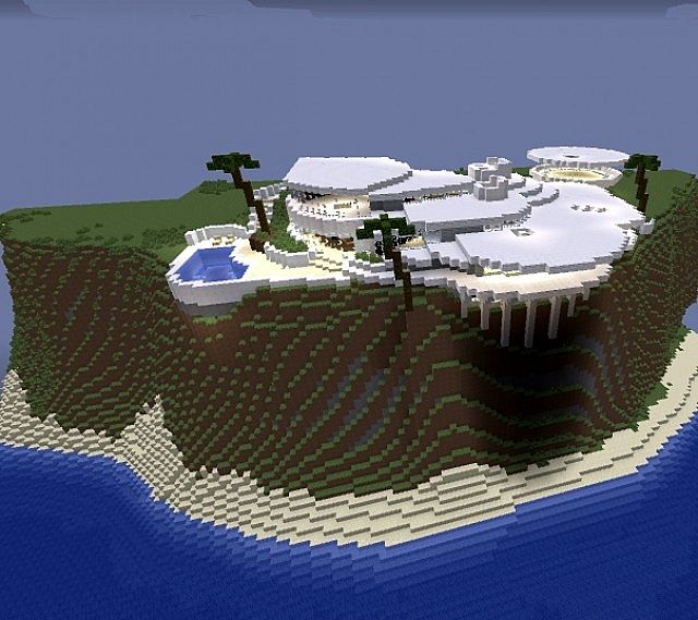 Tony Stark House Planet Minecraft Escortsea