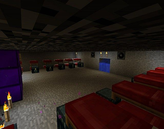 Floor 1, Barracks