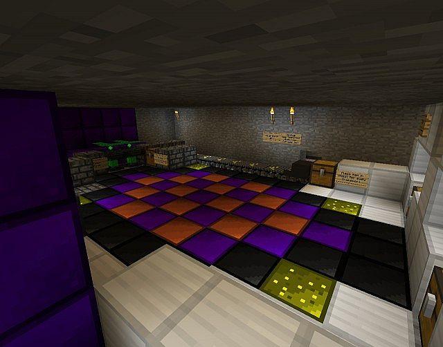 Power Armor Room AKA Disco Room