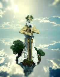 Statue of Zeus Minecraft Map & Project