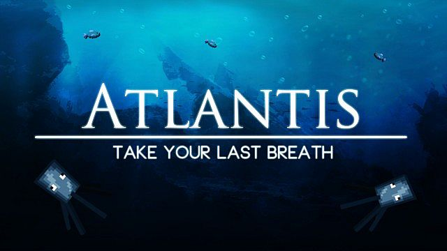 ATLANTIS - Take your last breath - карта