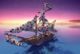 The Avenger (Ship) Minecraft Map & Project