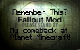 Want the Fallout Mod Back? Minecraft Blog