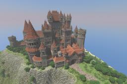 Lightfall Castle Minecraft Map & Project