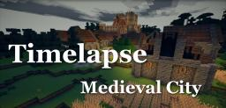 Timelapse - Medieval City Minecraft Project