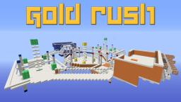 Gold Rush PvP (Online) Minecraft Map & Project