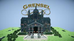 Grand Theater Minecraft Map & Project