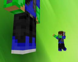 2X the normal MC statue. Minecraft Project