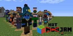 Hats Minecraft Mod