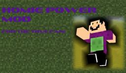 [1.6.2]Homie Power Mod v1.1.0 Fan mod for SlyFoxHound and his homie's!!!!!! Minecraft Mod