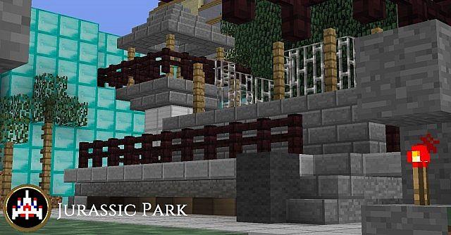 Jurassic Park Day Raptor Cage