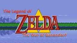 The Legend of Zelda - The War of Ganondorf Announcement Minecraft Blog Post