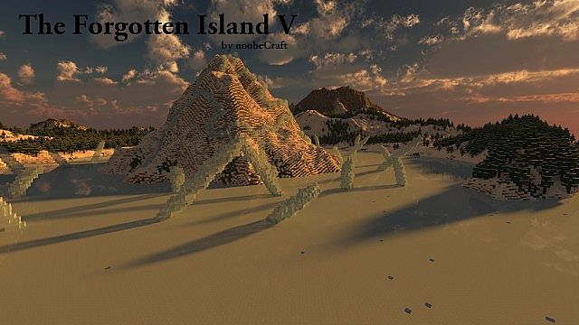 Map 2037246 81 the forgotten island v survival map 81 diamonds