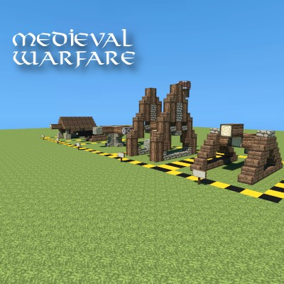 Minecraft Medieval Cannon