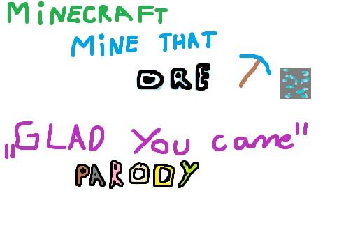 I glad you came the wanted lyrics