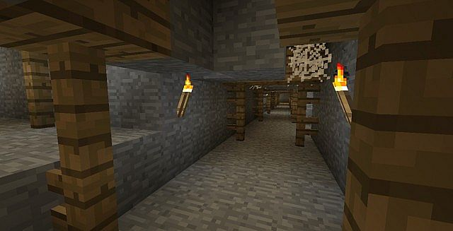 In the Mineshaft