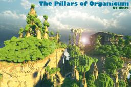 The Pillars of Organicum Minecraft Project