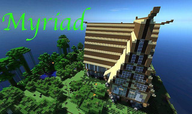 Myriad Minecraft Project
