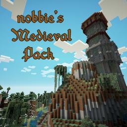 nobbie's Medieval Pack Minecraft Texture Pack
