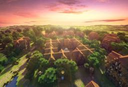 OakVale Minecraft Map & Project
