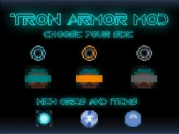 [1.5.1][Forge] Tron Armor Mod! Minecraft Mod