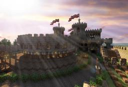 Medieval Warrior's Guild Minecraft Project