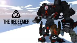 The Redeemer Minecraft Map & Project
