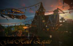 GaleHold Estate Minecraft Map & Project