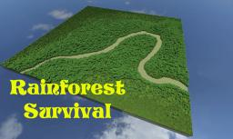Rainforest River Minecraft Map & Project