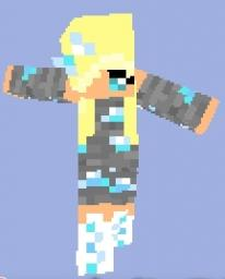A popular stolen skin and how to keep people from stealing skins Minecraft Blog