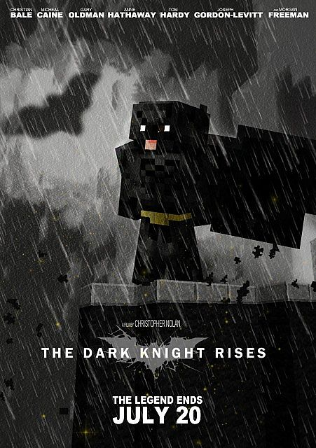 Minecraft dark night - 090b