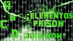Elementos Prison || Mini-Games || Killing || Stealing || Traps || Their all aloud! Minecraft Server