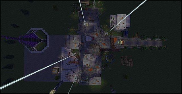 Minecraft Nazi Zombies Map