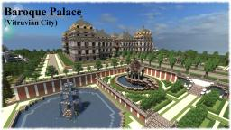 Baroque Palace (Vitruvian City) Minecraft