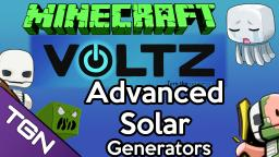 Voltz Tutorial - Advanced Solar Generators With TacticalLion Minecraft Blog