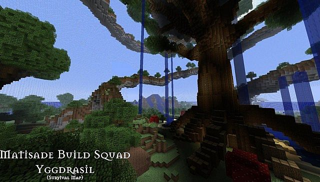 Yggdrasil - A Survival Games Map Minecraft Project on map in rust, map recipe, map in india, map in skyrim, map in runescape, map in mad max, map in halo 2, map in 7 days to die, map in dying light, map in dayz, map facebook covers, map your neighborhood,