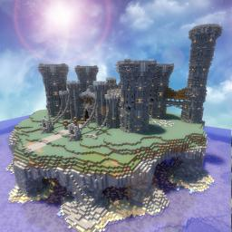 The castle of Kwiscas Minecraft Map & Project
